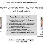 Lykken on Lending Show: Getting In Front of Customers When They Want Mortgage Services