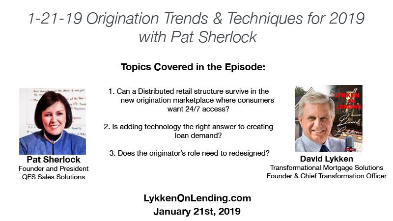 Pat Sherlock - QFS Solutions